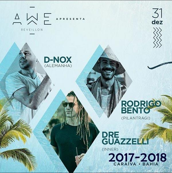 Réveillon AWE Caraíva