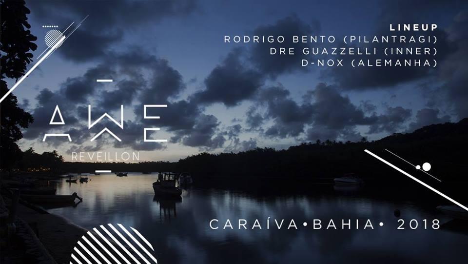 Reveillon AWE Caraiva 2018
